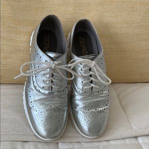 EUC Cole Haan Grand.OS butter soft leather shoes